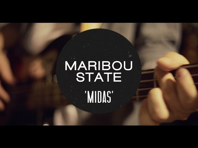 Maribou State - Midas feat. Holly Walker (Last.fm Lightship95 Series)