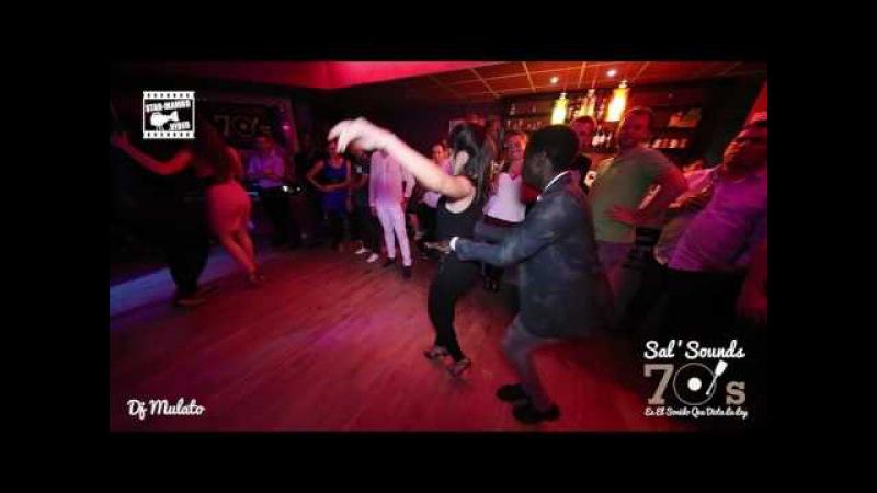 Mouaze Konaté Reem Social Dancing @ Sal'Sounds 70's