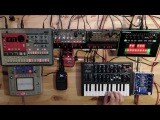 POLARIS (microbrute, TB3, Electribe ER-1, Volcas, TCE Halloffame, EHX Cathedral, kp2, mkp2)