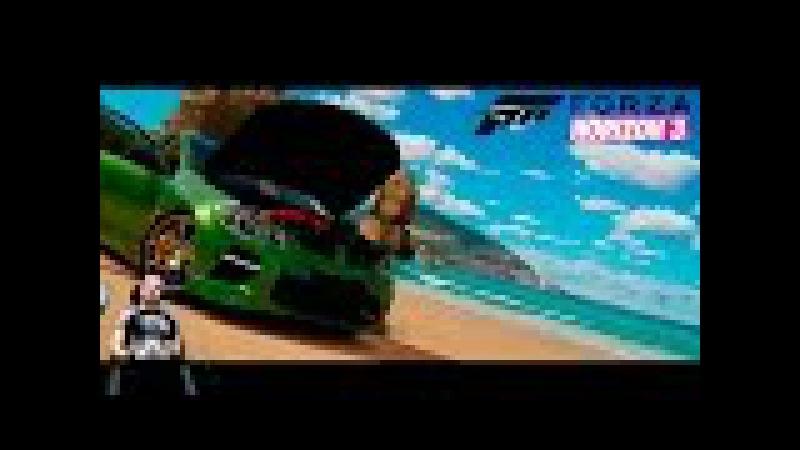 Крутецкое что-то вроде пикапчика - HSV Gen-F GTS Maloo - Forza Horizon 3