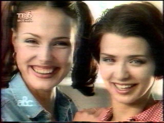 Рекламный блок (ТВ-6 - АВС, 31.12.1996) (2)