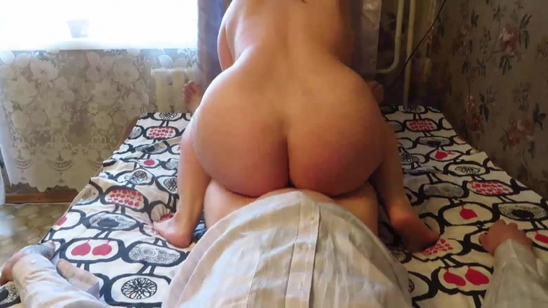 Мама трахает сына и даёт кончить в попку, mature mom milf busty russian creampie anal sex porn (Инцест со зрелыми мамочками 18+)