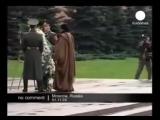 Muammar Gaddafi Che Guevara today. Муаммар Каддафи - Че Гевара сегодня.