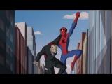 Новые приключения Человека-паука [1 сезон] [1 серия] [Мультсериал] [2008]