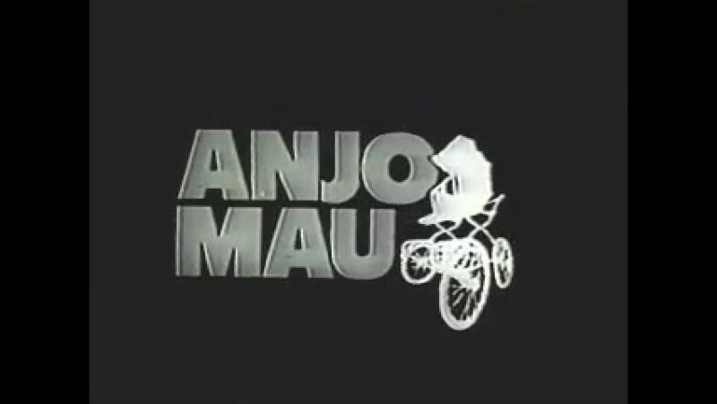 """Abertura de Novela׃ """"ANJO MAU"""" - 1976 - TV Globo Жестокий ангел"""