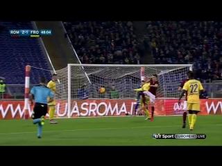 Шикарный дебютный гол Эль-Шаарави за Рому