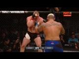 Брок Леснар против Марка Ханта