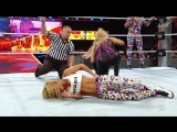 [Crossface] Naomi, Becky Lynch, Carmella vs. Natalya, Alexa Bliss, Nikki Bella
