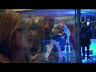 Звёздные войны Пробуждение силы/Star Wars: Episode VII - The Force Awakens (2015) Тизер к фестивалю Звёздных войн в Анахейме (ру