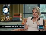 Cafe Society junket Kristen Stewart Takes the E!Q in 42 - E!Q in 42 - E! News