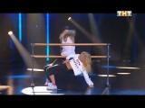 Танцы 4 выпуск (16.04.16) - Аня Тихая и Макс Нестерович