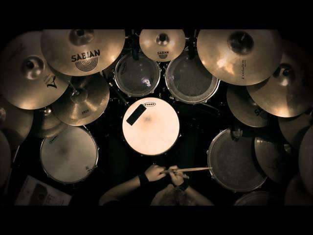 [Tim Zuidberg] Nightwish - 'Scaretale' - Drumcover