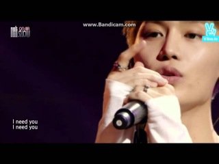 [ Video ] 160409 NCT_U Without You LIVE STAGE