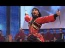 Ансамбль НАЛЬМЕС танец с кинжалами 2015г