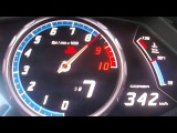 0-342 km/h Lamborghini Huracan ACCELERATION TOP SPEED INSANE! Autobahn Drive Test AKRAPOVIC Sound