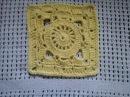 Красивый мотив крючком Beautiful crochet motif