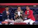 Гарик Харламов, Тимур Батрутдинов и Демис Карибидис - Переводчик