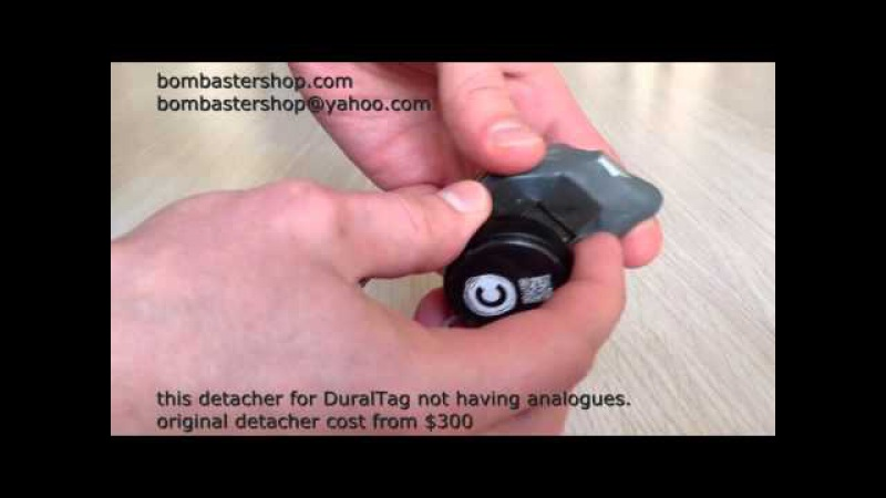 Most powerfull detacher DuralTag NeoTag(magnetic superlock tag ~20000gs eas hook key shoplifting)