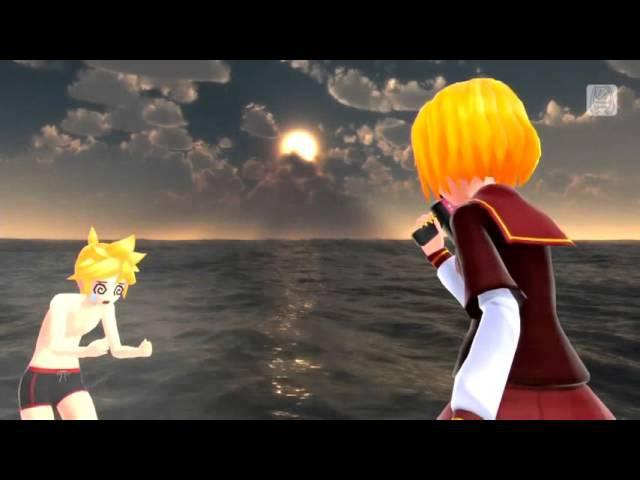 【Yue Moon】The Straight Faced Science - Kagamine Rin ft Kagamine Len【Vietsub】