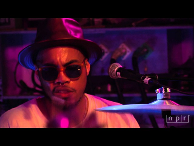 Anderson .Paak The Free Nationals: 'Am I Wrong' SXSW 2016 | NPR MUSIC FRONT ROW