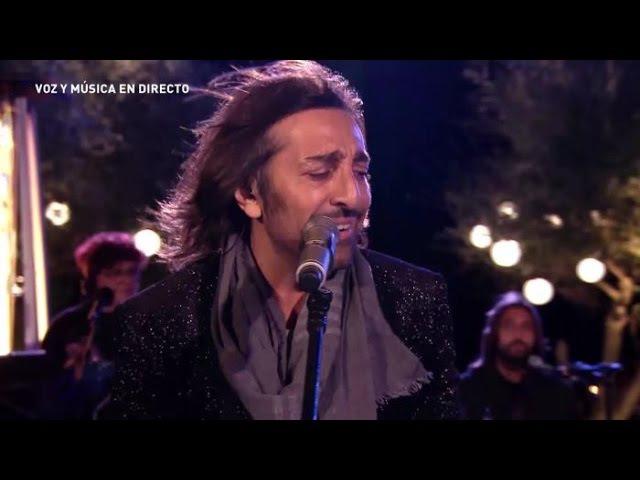 Antonio Carmona versiona Soy yo - A mi manera