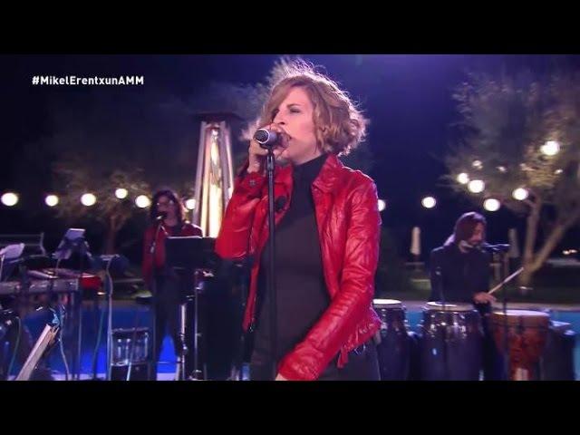 Soledad Giménez versiona No puedo evitar pensar en ti - A mi manera