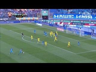 Зенит - Ростов 3-2 (12 августа 2016 г, Чемпионат России)
