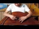 Уроки игры на гуслях. Урок 2.Мажорные-минорные аккорды