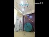 Связка со шпагатом hellbow split от Kristel de Catalina
