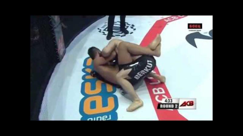 ACB 29 Musa Khamanaev vs Leandro Naja Rodrigues Pontes