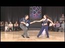 Brennar and Torri - 2012 West Coast Swing Classic Routine