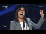 Kim Jong Seo (feat. Kim Boa of Spica) - Home @ Music Bank 160304