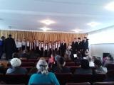Концерт в Музыкальной школе 2 класса духовного пения. Наш Владыка и Отец. ч.3