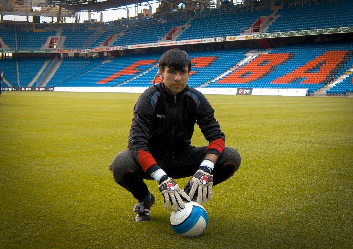 Андрей Морев – тренер вратарей ФК «Иртыш»