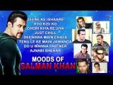 Moods Of Salman khan _ Audio Jukebox _ Superhit Bollywood Hindi Movie Songs