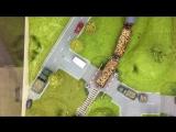В час пик на ж/д переезде. Тропический Комплекс Миндо, уникальный проект Дом Муравья