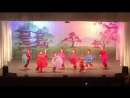 """Под ярким китайским солнцем"" (Танец с зонтиками народа Хань)"