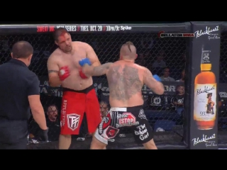 Chase Gormley vs Dan The Man Charles KO [Bellator 143 26.09.2015]
