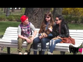 Пикап от мелкого - 12 Years Old Picking Up Girls