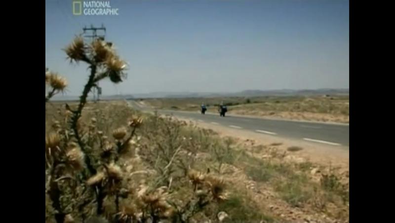 Долгий путь на Юг - От Рима до Тобрука - 3 серия (май - июль 2007)