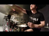 Alex Rudinger - Monuments - I, The Creator - Drum-cam