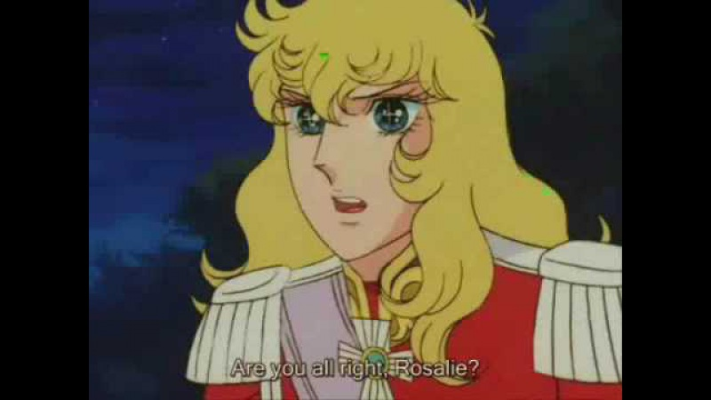 ANIMETAL - Bara wa utsukushiku chiru - The Rose of Versailles