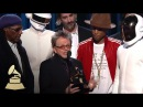 Daft Punk Win Album Of The Year | GRAMMYs