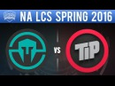 IMT vs TIP - NA LCS 2016 Spring W1D2 - Immortals vs Team Impulse
