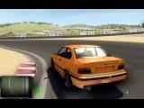 [SLRR] Попытки проезда кольца [BMW E36]