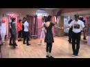 Уроки по поддержкам в клубе Tango V T.