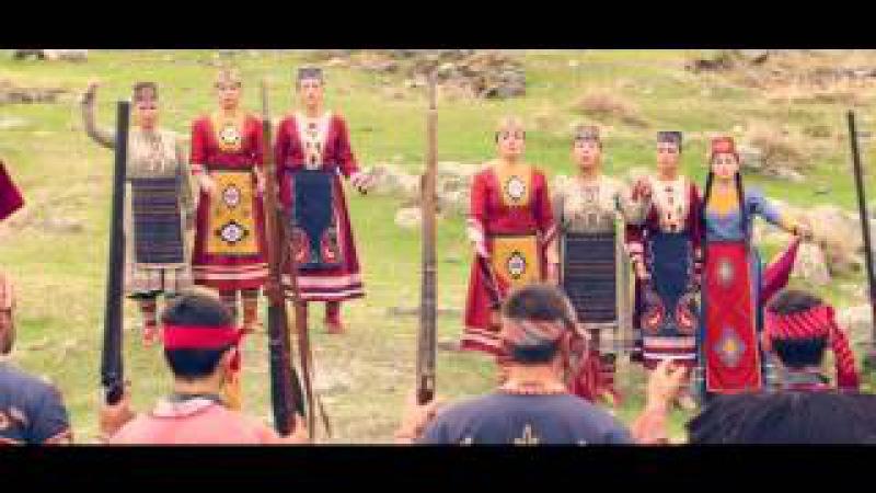 Սասնա Ծռեր - ՁԱՅՆ ԼԵՌՆԵՐԻՑ - Sasna Crer - Dzayn Lerneric