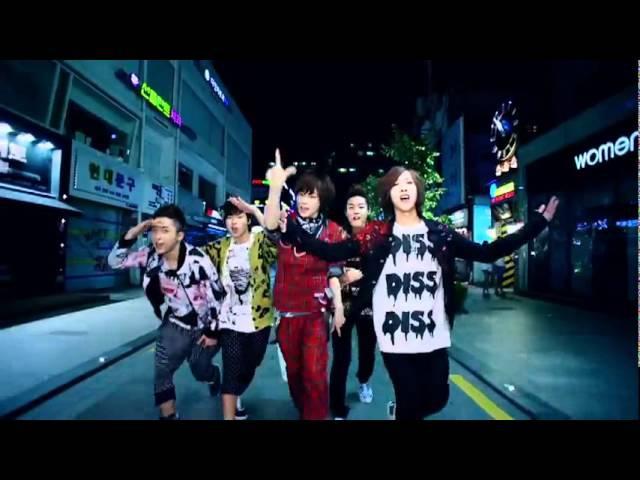 DGNA THE BOSS - Love Parade PV MV
