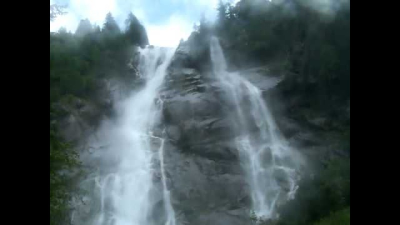 Dolomiti del Brenta -Cascate Nardis