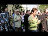 В Москве прошла акция памяти трагедии 2 мая 2014 года в Одессе